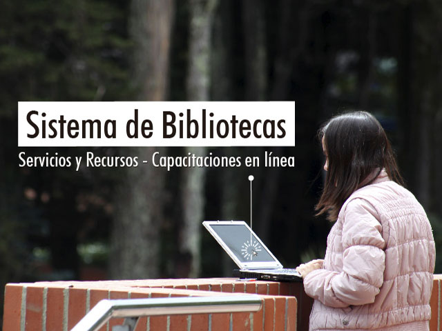 Capacitaciones Biblioteca Uniandes