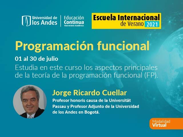 Curso Programación funcional