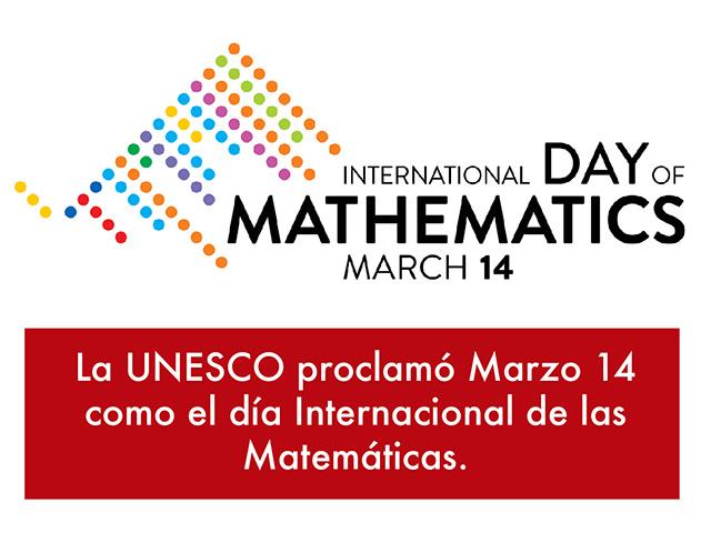 Día Internacional de las Matemáticas | Uniandes