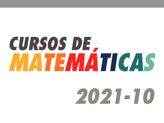 Electivas de Matemáticas 2021-1 - Uniandes