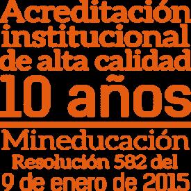 Acreditación institucional de alta calidad Uniandes